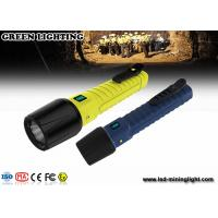 Wholesale Impact resistance safety explosion proof torch 10W 270mA Cree LED lighting from china suppliers
