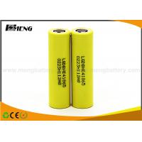 Wholesale Genuine LG  HE4 Lithium Rechargeable Batteries 2500mAh High Power Original from china suppliers