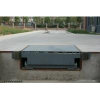Wholesale Industrial Mechanical Dock Leveler , 220v Single-Phase Stationary Dock Ramp from china suppliers