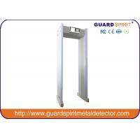 "Wholesale Archway Airport Metal Detectors With Wheels / Remote Controller /5.7"" LCD Monitor from china suppliers"
