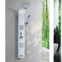 Wholesale All Aluminum shower cloumn ,shower panel DB-15131600X200X75MM from china suppliers