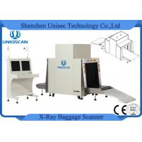 Wholesale 100*80Cm airport baggage x ray machines , baggage scanning machine Low Noise SF10080 from china suppliers