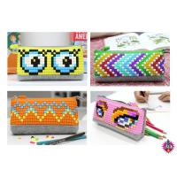 Buy cheap Wholesale price pixels pencil case from wholesalers