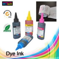 Wholesale 70ml/100ml premium dye ink for Epson L100 L200 L210 L301 L350 L355 L455 L555 L1300 L800 L801 L1800 from china suppliers