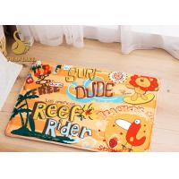 Wholesale Different Style Outdoor Floor Mats For Dining Room / Kitchen / Bedroom from china suppliers