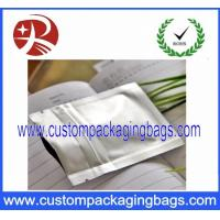 Wholesale 9cm x 13cm Aluminum Foil Stand Up Printed Bags Food Packaging from china suppliers