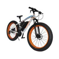 Wholesale Cheap 350W fat tire electric bike, 26inch alloy electric bicycles  with lithium battery and pedal assistance from china suppliers