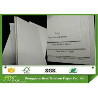 Wholesale Grade B Stone Grey Paperboard / Paper Board For Making Puzzle Board Material from china suppliers