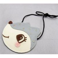Wholesale high quality small fancy felt wallet bag suitable for phones and coins from china suppliers