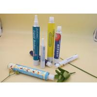 Wholesale Printing Aluminum Squeeze Tubes For Cream / Gel Packaging 30ml Volume from china suppliers