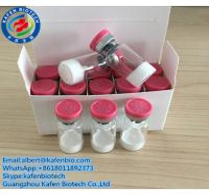 China Best Peptides Manufacturer Supply Medicine Grade HGH Fragment 176-191 Lyophilized Powder
