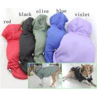 Wholesale Purple Vizsla Large Breed Dog Clothes Winter Coats and jackets A+ for winter from china suppliers