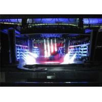 Wholesale HD Advertising P10 Curved LED Screen LED Display Screen Indoor from china suppliers