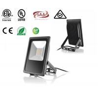 Wholesale Ultra Slim SMD2835 Dimmable Led Outdoor Flood Lights With Black Shell , Eco Friendly from china suppliers