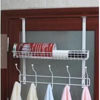 over door metal wire storage rack,bath rack
