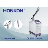 Wholesale EQ Q Switched Nd Yag Laser Machine For Pigmentation / Tattoo Removal Pain Free from china suppliers
