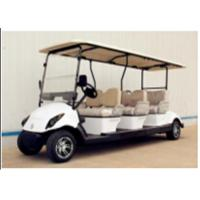 Quality High Performance Comfortable Electric Golf Cart Club Car For 6 Passengers for sale