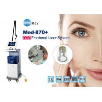 Quality 2017 KES factory latest scar Acne Removal Skin Resurfacing Laser Equipment co2 fractional laser medical machine MED-870+ for sale