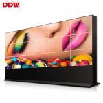 Narrow Bezel DDW LCD Video Wall Monitor Ultra Thin 8 Bit 16M Color Support Variety Signal Ports