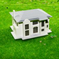 Wholesale CE ROHS Miniature Architectural Models white wall For exhibition from china suppliers