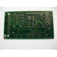 Wholesale HASL CNC double-sided prototyping MC CEM-3 8 mil BGA Pitch pcb board from china suppliers