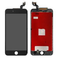 For Apple iPhone 6S Plus Screen Replacement with Digitizer Assembly - Black - Grade A+