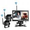 Buy cheap Wireless reversing camera for heavy duty truck, OTR 7inch two channels from wholesalers
