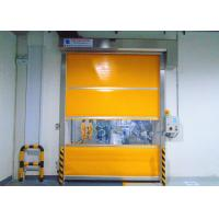 Wholesale Industrial 304 Stainless Steel Frame High Speed Door For Internal and External Areas from china suppliers