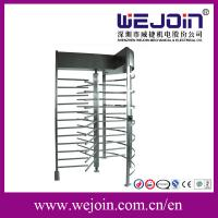 Wholesale Double Controlled Access Full Height Turnstile with Quick Unlocking from china suppliers