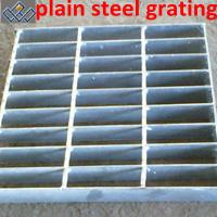 Wholesale Q235 plain steel grating from china suppliers