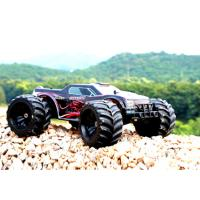 Wholesale Big 2.4 GHZ Remote Control RC Car 2 Channel With All Terrain Tyres from china suppliers