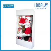 Wholesale Christmas cap/gloves pop up display from china suppliers