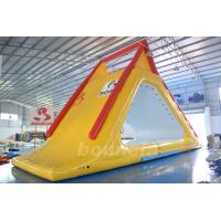 Wholesale Durable Commercial Grade Inflatable Backyard Water Slide For Rental Business from china suppliers