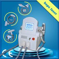 Wholesale RF Nd Yag Laser 3 In 1 Multifunction Beauty Machine Tattoo / Wrinkle Removal from china suppliers
