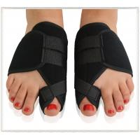 Wholesale Big Toe Bunion Splint Hallux Valgus Foot Pain Relief Corrector 2pcs for Left and Right from china suppliers