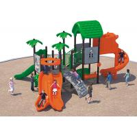 Wholesale Small Size Outdoor Playground Equipment Professional Kids Entertainment Place from china suppliers