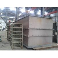 Wholesale Slaughterhouse wastewater treatment DAF Dissolved Air Flotation unit for industries from china suppliers