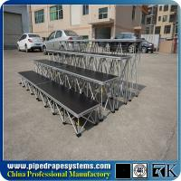 Wholesale Aluminum RK intellistage portable stage for sale, concert smart stage supplier from china suppliers