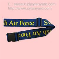 Wholesale Custom polyester travel belts manufacturer China, polyester luggage straps wholesale, from china suppliers