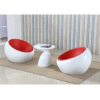 Buy cheap New Arrival Fiber glasses Coffee store chairs and table set from wholesalers