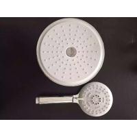 Wholesale Round Water Purifying Shower Head Set To Increase Pressure For Hotel / Home from china suppliers