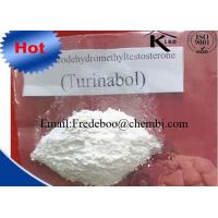 Wholesale Oral Turinabol Oral Anabolic Steroids High Purity 4-Chlorodehydromethyltestosterone from china suppliers