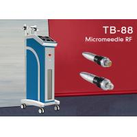 Buy cheap Salon Fractional RF Microneedle Machine For Skin Tightening / Whitening from wholesalers