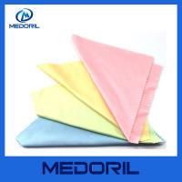 Wholesale HOT Product Top Quality Soft Microfiber Glass Cleaning Cloth For Wholesale from china suppliers
