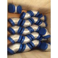 Stainless Steel Forged Pipe Fittings 3000 PSI Color Withstand High Pressure for sale