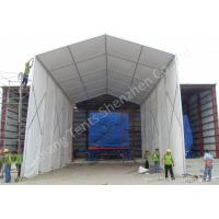 Wholesale Large Workshop Custom Made Industrial Storage Tents White Pvc Fabric Cover from china suppliers