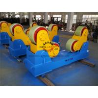 Wholesale 80 Ton Pressure Vessel Self Aligned Welding Rotator PU Lined Steel from china suppliers