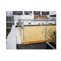 Wholesale Platform Glass Railing from china suppliers