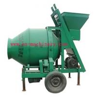 Wholesale Concrete Truck of Consturction Equipment Machinery  with Hydraulic Hopper from china suppliers
