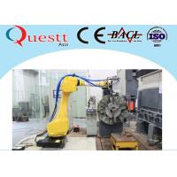 Wholesale Flexible 3D Robotic Cutting Machine 500W 1600mm Arm With Import Laser Cutting Head from china suppliers